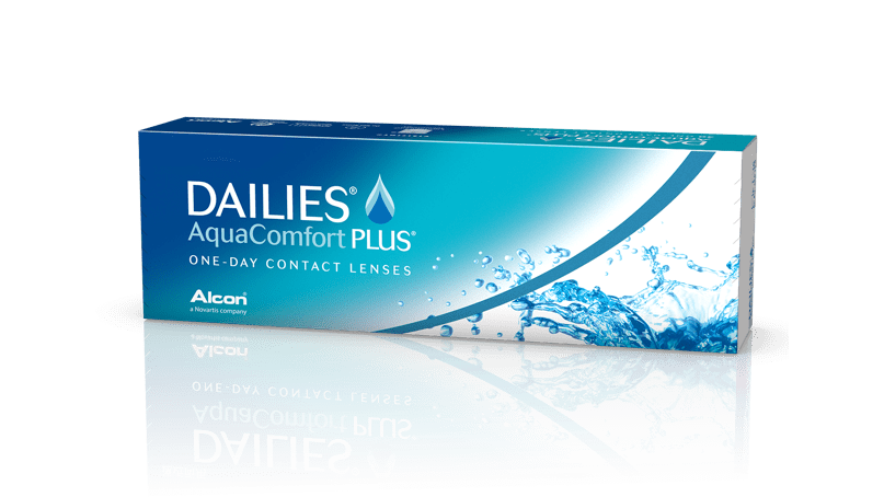 DAILIES® AquaComfort Plus®